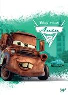 Cars 2 - Czech DVD movie cover (xs thumbnail)