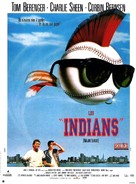 Major League - French Movie Poster (xs thumbnail)