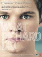 What Richard Did - French Movie Poster (xs thumbnail)
