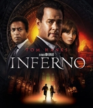 Inferno - Brazilian Movie Cover (xs thumbnail)