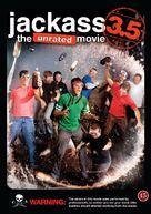 Jackass 3.5 - Danish DVD cover (xs thumbnail)
