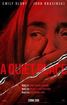 A Quiet Place - Indonesian Movie Poster (xs thumbnail)