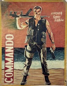 Commando - Ghanian Movie Poster (xs thumbnail)