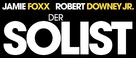 The Soloist - German Logo (xs thumbnail)