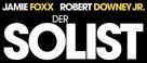 The Soloist - German Logo (xs thumbnail)