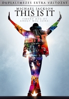 This Is It - Hungarian Movie Cover (xs thumbnail)