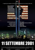 11'09''01 - September 11 - Italian Movie Poster (xs thumbnail)