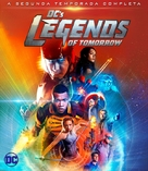 """DC's Legends of Tomorrow"" - Brazilian Movie Cover (xs thumbnail)"