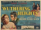 Wuthering Heights - British Movie Poster (xs thumbnail)