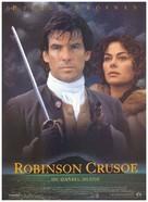 Robinson Crusoe - Spanish Movie Poster (xs thumbnail)