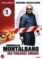 """Il commissario Montalbano"" - Danish DVD movie cover (xs thumbnail)"