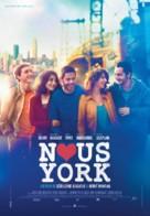 Nous York - Swiss Movie Poster (xs thumbnail)