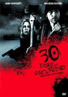 30 Days of Night - Spanish poster (xs thumbnail)