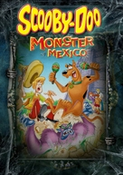 Scooby-Doo! and the Monster of Mexico - Movie Cover (xs thumbnail)