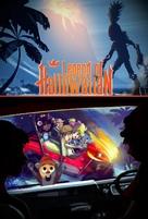 Legend of Hallowaiian - Movie Poster (xs thumbnail)
