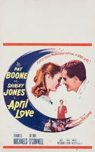 April Love - Movie Poster (xs thumbnail)