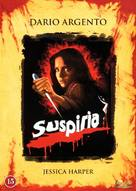 Suspiria - Danish DVD cover (xs thumbnail)