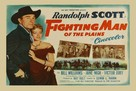Fighting Man of the Plains - Movie Poster (xs thumbnail)