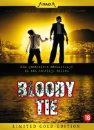 Bloody Tie - Dutch Movie Cover (xs thumbnail)