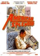 American Splendor - Swiss Movie Poster (xs thumbnail)