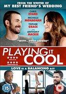 Playing It Cool - British DVD cover (xs thumbnail)