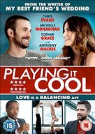 Playing It Cool - British DVD movie cover (xs thumbnail)