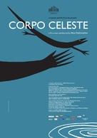 Corpo celeste - Swiss Movie Poster (xs thumbnail)