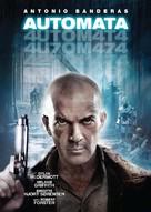 Autómata - DVD cover (xs thumbnail)