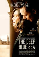 The Deep Blue Sea - Danish Movie Poster (xs thumbnail)