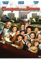 Cheaper by the Dozen - Movie Cover (xs thumbnail)