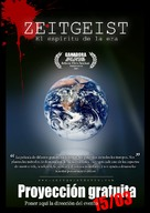 Zeitgeist: The Movie - Spanish Movie Poster (xs thumbnail)