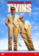 Twins - DVD cover (xs thumbnail)