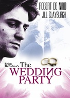 The Wedding Party - DVD movie cover (xs thumbnail)