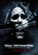 The Final Destination - Finnish Movie Poster (xs thumbnail)