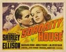Sorority House - Movie Poster (xs thumbnail)