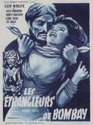 The Stranglers of Bombay - French Movie Poster (xs thumbnail)