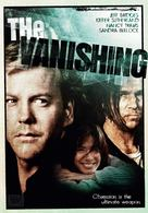 The Vanishing - DVD cover (xs thumbnail)