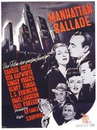 Tales of Manhattan - German Movie Poster (xs thumbnail)