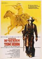Tom Horn - Spanish Movie Poster (xs thumbnail)