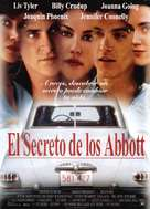Inventing the Abbotts - Spanish Movie Poster (xs thumbnail)