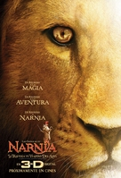 The Chronicles of Narnia: The Voyage of the Dawn Treader - Mexican Movie Poster (xs thumbnail)