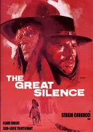 Il grande silenzio - DVD cover (xs thumbnail)
