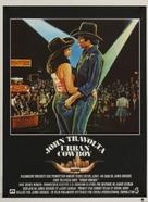 Urban Cowboy - French Movie Poster (xs thumbnail)