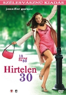 13 Going On 30 - Hungarian Movie Cover (xs thumbnail)