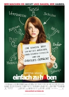 Easy A - German Movie Poster (xs thumbnail)