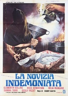 Satánico pandemonium - Italian Movie Poster (xs thumbnail)