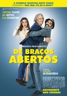 À bras ouverts - Portuguese Movie Poster (xs thumbnail)