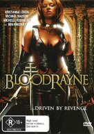 Bloodrayne - Australian DVD movie cover (xs thumbnail)