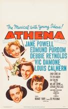 Athena - Movie Poster (xs thumbnail)