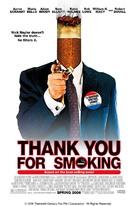 Thank You For Smoking - Movie Poster (xs thumbnail)